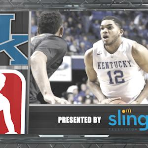 Kentucky's Karl-Anthony Towns' NBA Draft Hype