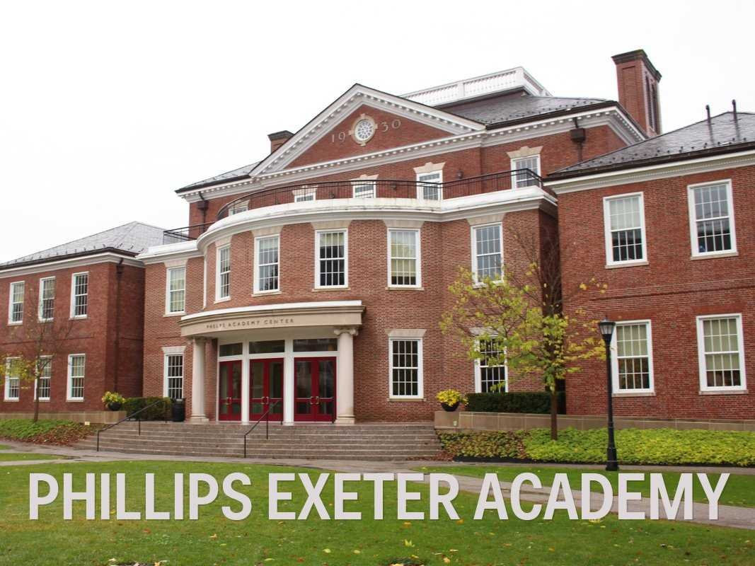 phillips exeter academy thumbnail
