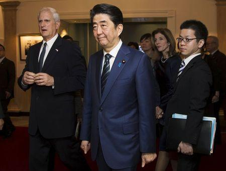 U.S., Japan unveil new defense guidelines for global Japanese role