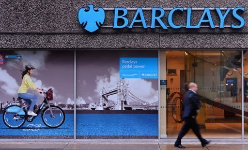 <p>British bank Barclays, which was rocked by a rate-rigging scandal earlier this year, said Wednesday it fell into a net loss in the third quarter after making a large provision for insurance mis-selling.</p>