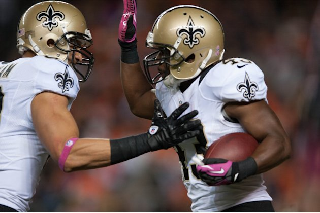New Orleans Saints v Denver Broncos
