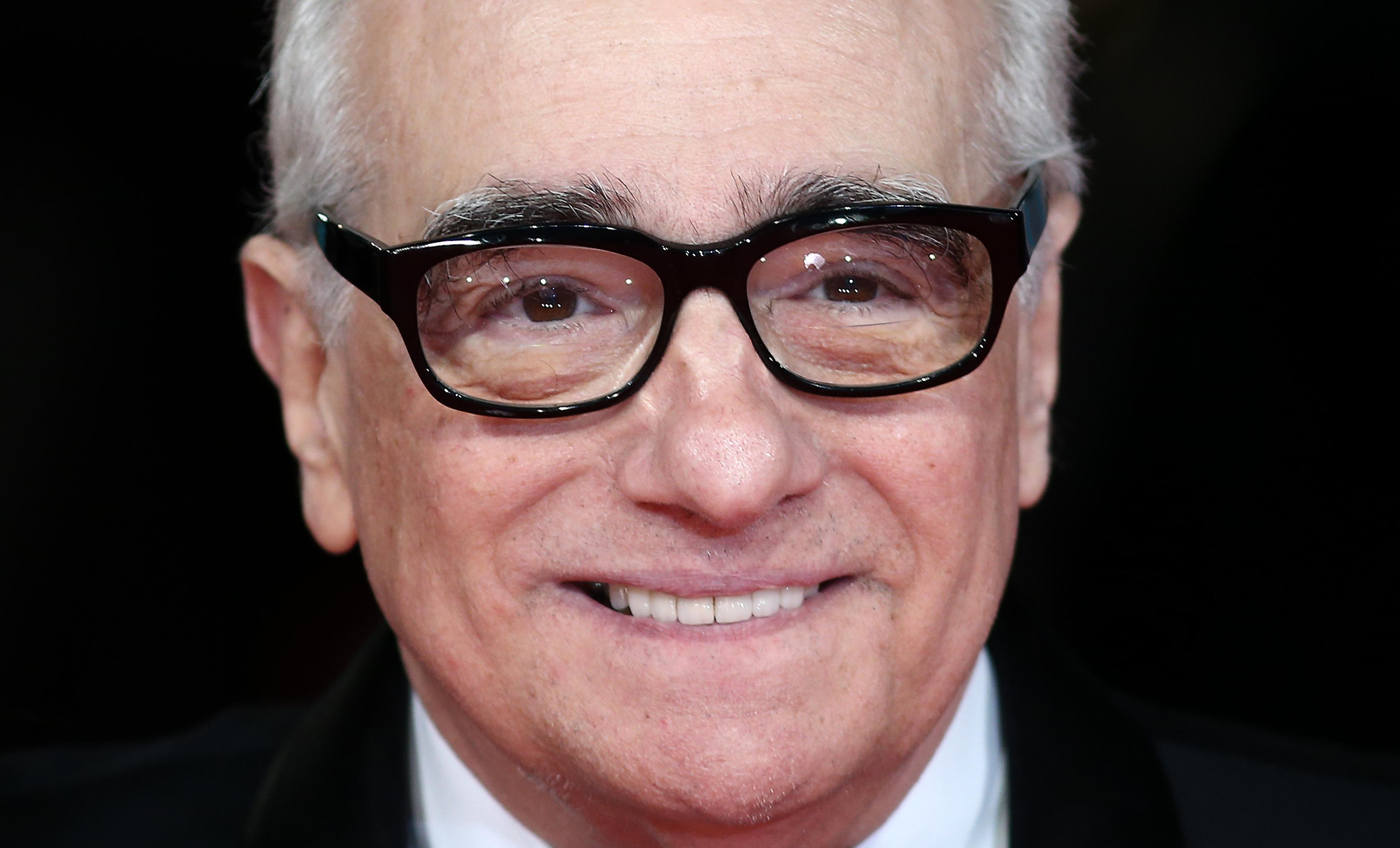 Scorsese says movie 'Silence' inspired by religion