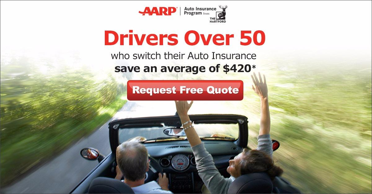 Car Insurance for AARP Members from The Hartford