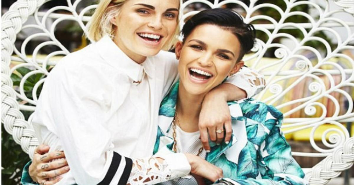 15 Reasons You Have A Girl Crush On Ruby Rose