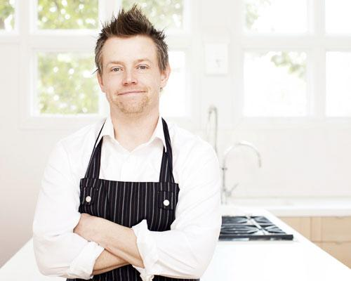 Richard Blais, chef/TV personality – Top Chef All-Stars