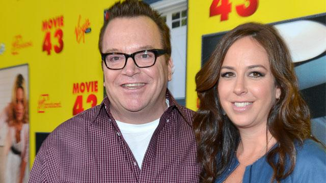 Tom Arnold Welcomes Baby