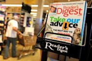 US publishing giant Reader's Digest is expanding -- both in print and digital
