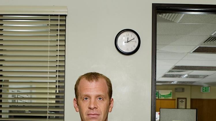 Paul Lieberstein stars as Toby on NBC's The Office.
