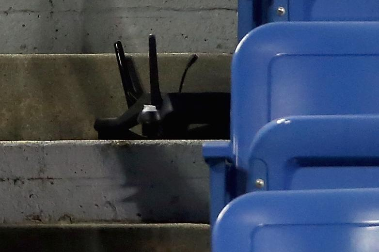 Crashed drone sparks US Open security scare