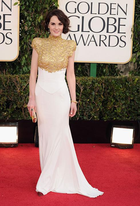 70th Annual Golden Globe Awards - Arrivals: Michelle Dockery