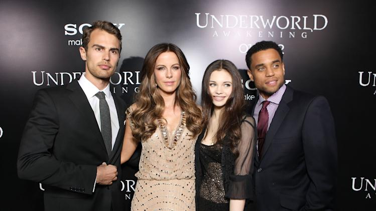 Underworld Awakening Los Angeles Premiere
