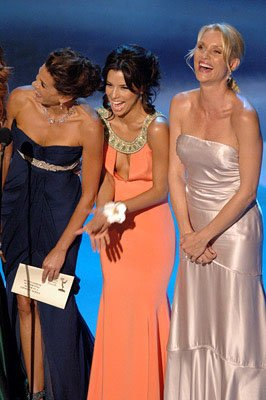 Teri Hatcher, Eva Longoria and Nicollette Sheridan