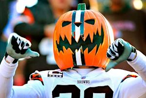 Pumpkinhead, Cleveland Browns Super Fan, Reveals Origins