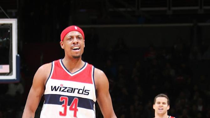 Humphries, Pierce lead Wizards over Boston, 101-88