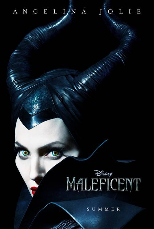 Malificent movie poster