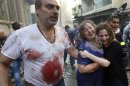 Beirut car bomb kills 8, wounds dozens