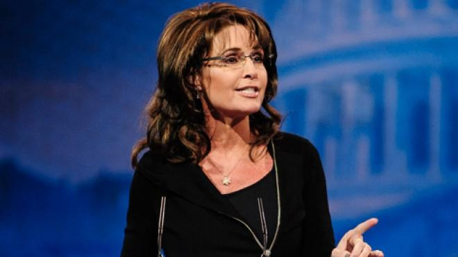 Sarah Palin has never been one to shy from the spotlight...