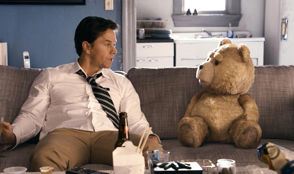 'Ted' outstrips 'Mike' in big box-office weekend