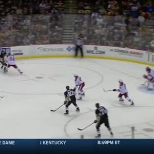 Mike Smith Save on Kris Letang (13:03/1st)