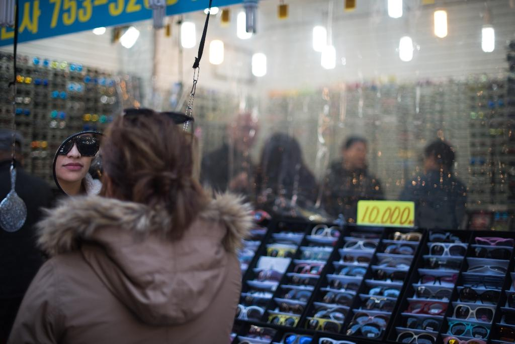 South Korea inflation at 0.5%, deflation fears persist