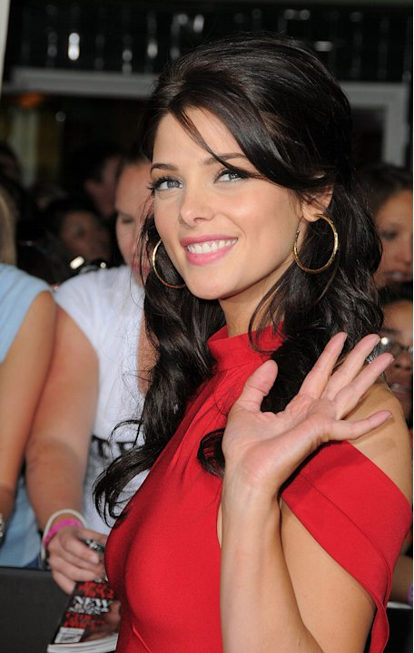 Twilight Saga New Moon LA Premiere 2009 Ashley Greene