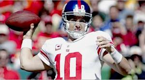 NFC East Spin cycle: What's wrong with Eli?