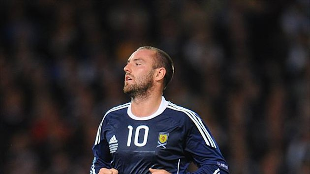 Kris Boyd has re-signed for Kilmarnock (PA Photos)