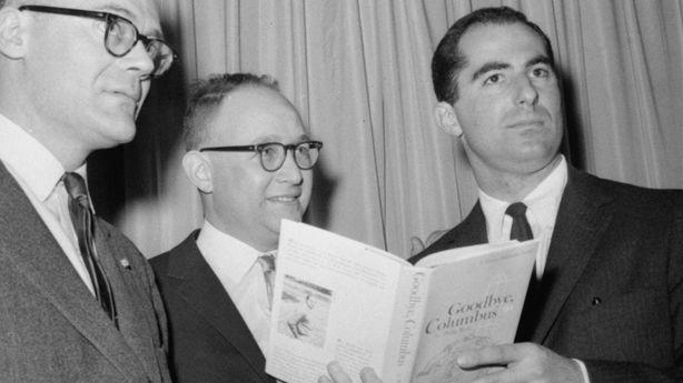 Philip Roth Has a New Biographer; New E-Readers from Kobo