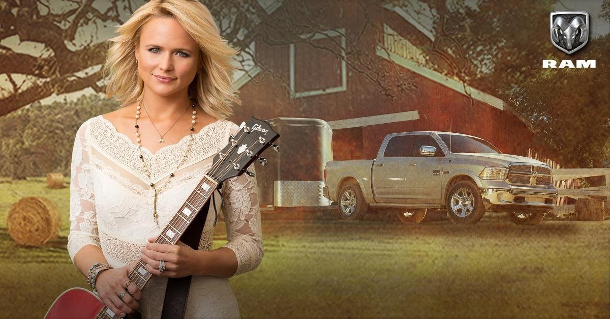Win a Chance to Meet Miranda at the ACM Awards