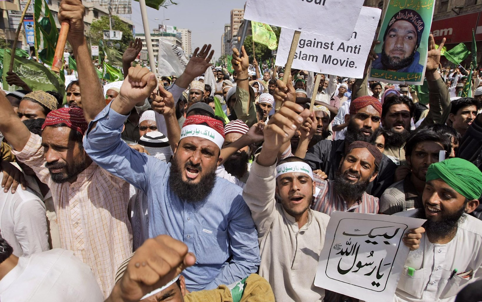 Pakistan: In Twist, Muslims Accused Of Blasphemy [AP]