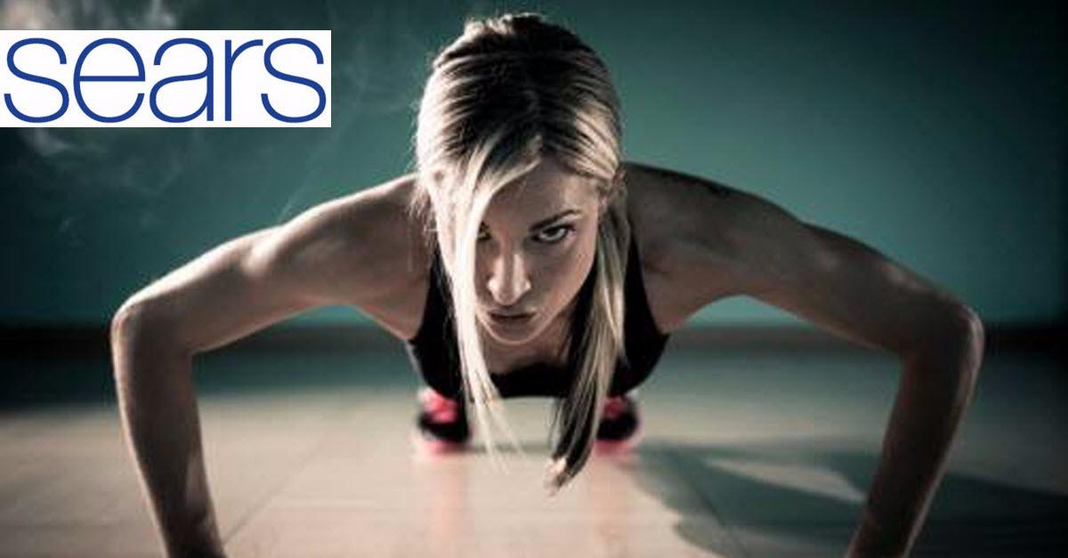 Re-vamp your Routine with Sears® Health & Wellness