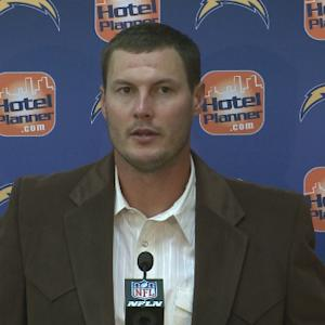 San Diego Chargers postgame press conference