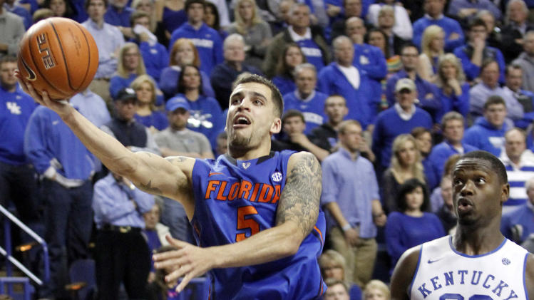 No. 3 Florida rallies past No. 14 Kentucky 69-59