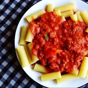 Spice up a jar of pasta sauce