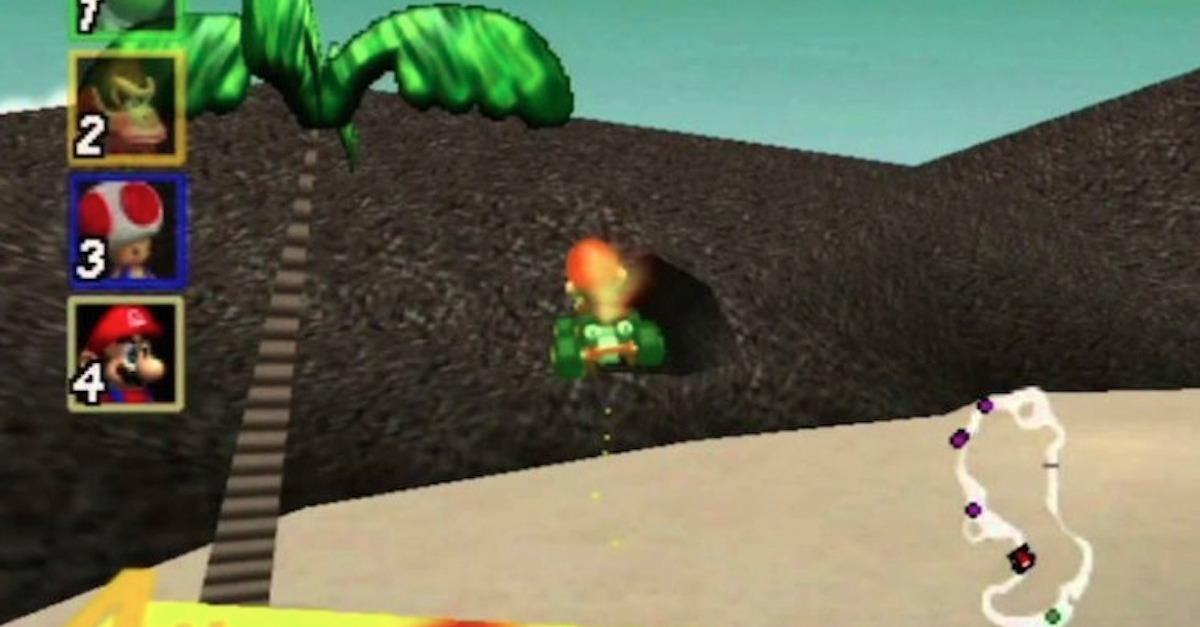 17 Life Lessons You Learned Playing Mario Kart 64