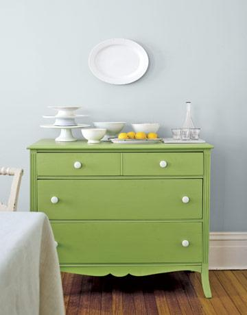 Dresser as Sideboard