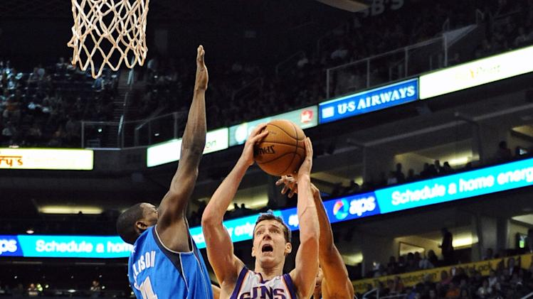 NBA: Dallas Mavericks at Phoenix Suns