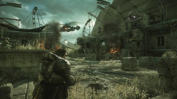 Gears of War: Ultimate Edition beats Until Dawn to No. 1 sales spot in the U.K.