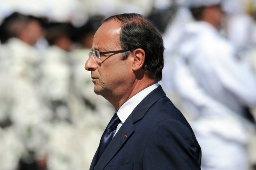 &lt;p&gt;French President Francois Hollande reviews troops on August 11 during a ceremony in tribute of chief adjudant Franck Bouzet who died in Afghanistan. Hollande will celebrate 100 days since his election as French president on Tuesday knowing his honeymoon with the electorate is over and that life is not going to get easier any time soon.&lt;/p&gt;