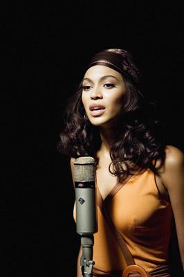 Beyonce Knowles in DreamWorks Pictures' and Paramount Pictures' Dreamgirls