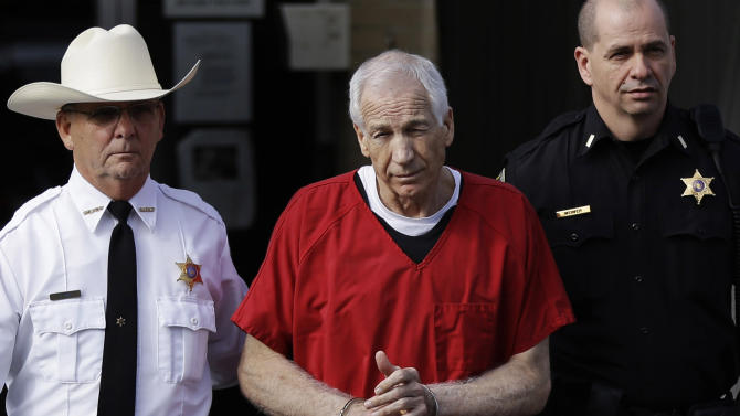 Jerry Sandusky son alleges even worse abuse