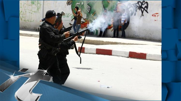 Tunisian Police Clash With Al Qaeda Supporters Over Banned Rally