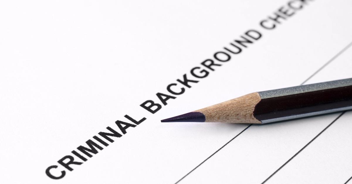 Need A Free Background Check?