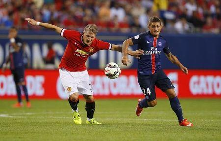 Paris St Germain v Manchester United - International Champions Cup Pre Season Friendly Tournament