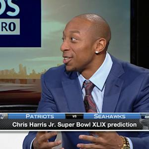 Denver Broncos cornerback Chris Harris reflects upon Broncos' season