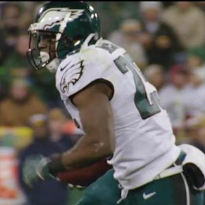 Draft implications of running back LeSean McCoy and linebacker Kiko Alonso reported trade