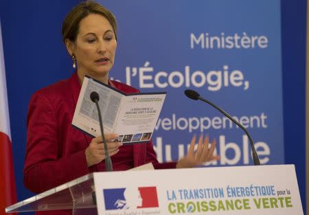 French host of climate talks seeks EU pledge by March 20