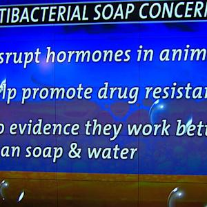 FDA to antibacterial product makers: Come clean