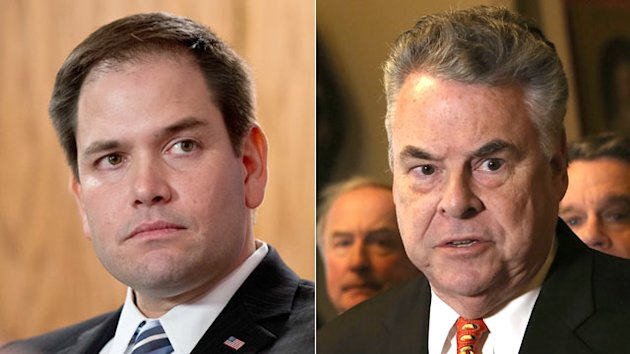 Rep. King Says Marco Rubio Not Welcome to Raise Money in New York (ABC News)