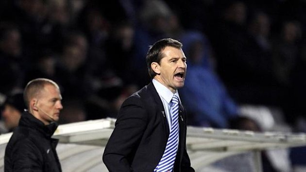 Colin Cooper saw Hartlepool draw with Cheltenham